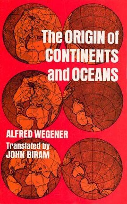 The Origin of Continents and Oceans als Taschenbuch
