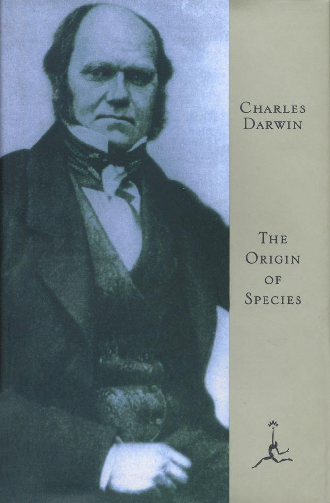 The Origin of Species als Buch