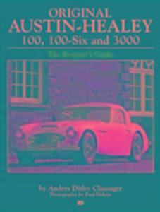The Original Austin Healey 100, 100-6 and 3000 als Taschenbuch