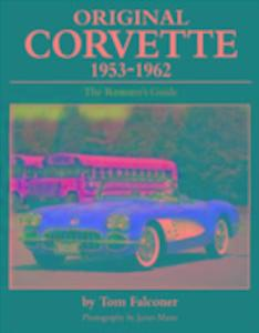 Original Corvette, 1953-62 als Buch