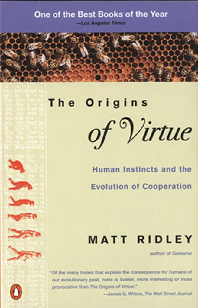 The Origins of Virtue: Human Instincts and the Evolution of Cooperation als Taschenbuch