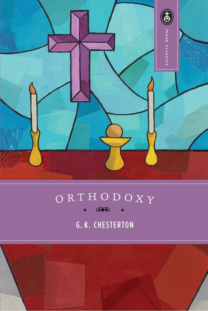 Orthodoxy als Taschenbuch