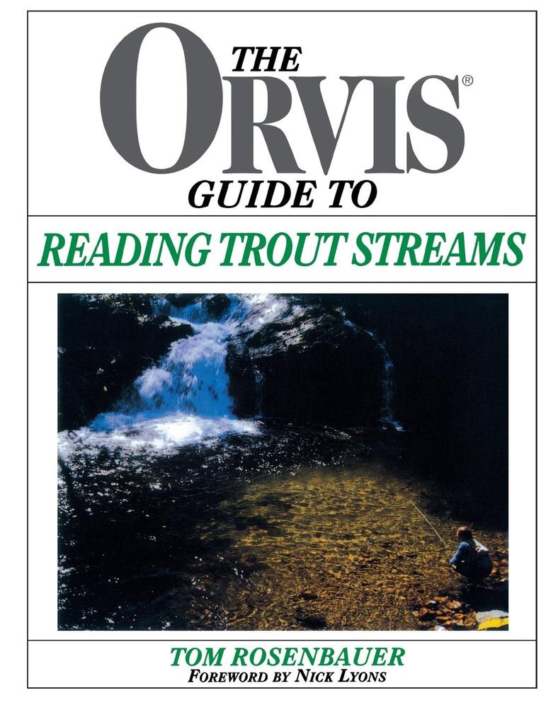 Orvis Guide To Reading Trout Streams als Taschenbuch