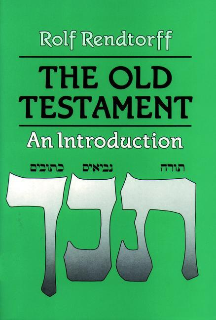 Old Testament an Introduction als Taschenbuch