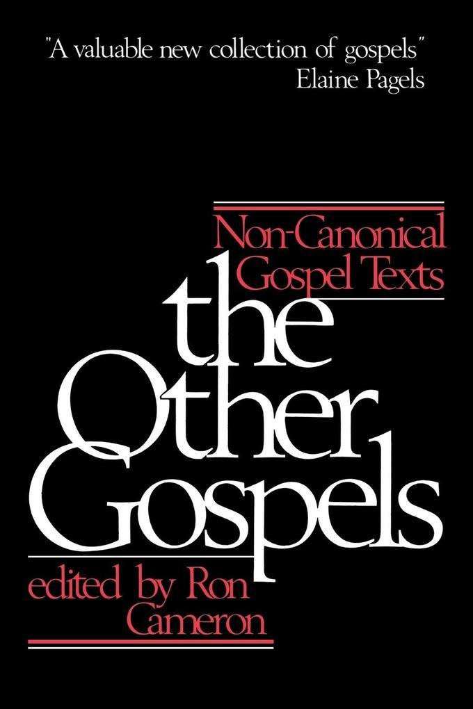 Other Gospels als Taschenbuch