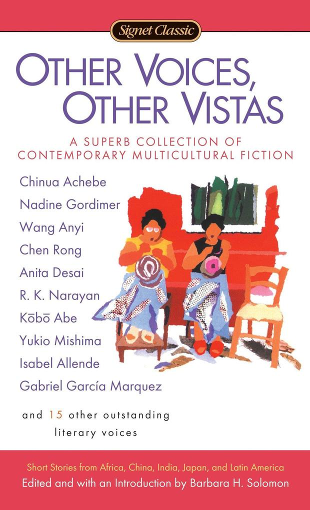 Other Voices, Other Vistas:: China, India, Japan, and Latin America als Taschenbuch