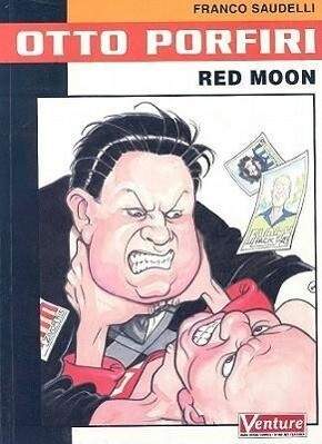 Otto Porfiri: Red Moon als Taschenbuch