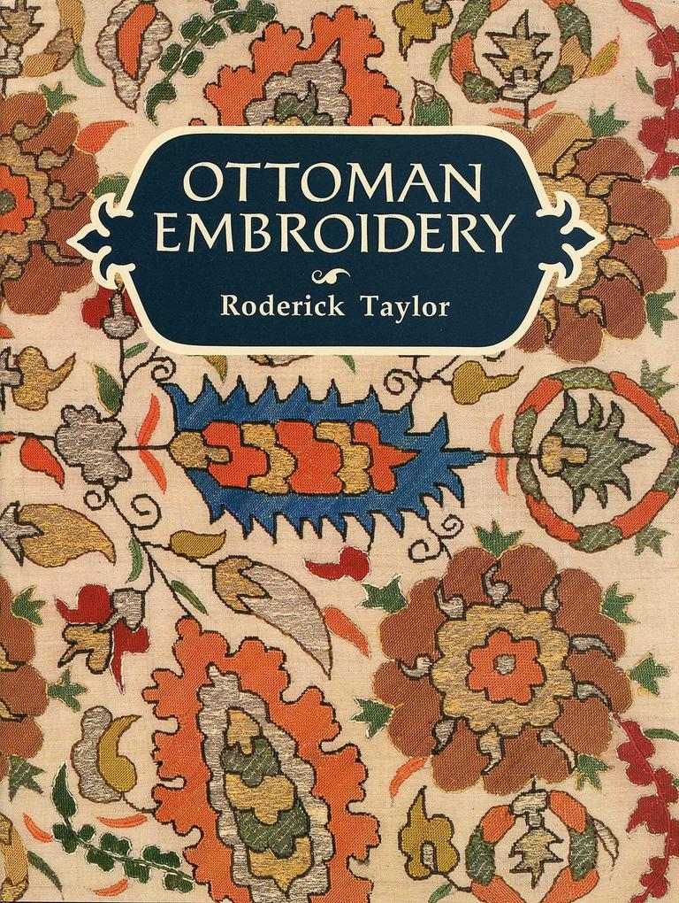Ottoman Embroidery als Buch