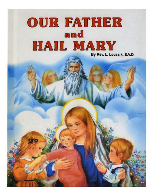 Our Father and Hail Mary als Buch