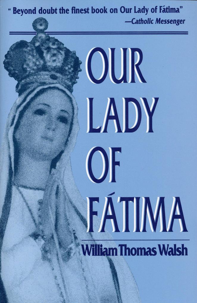 Our Lady of Fatima als Taschenbuch