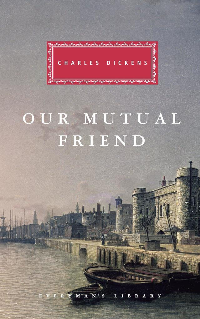 Our Mutual Friend als Buch