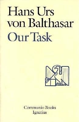 Our Task: A Report and a Plan als Taschenbuch