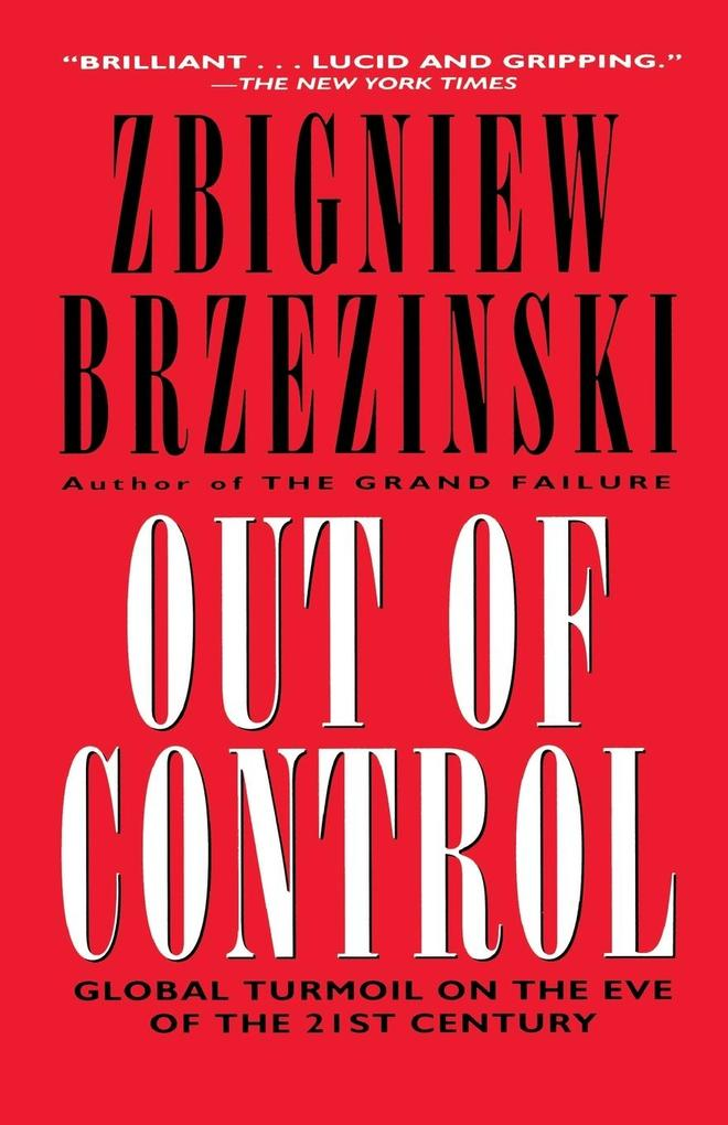 Out of Control als Buch