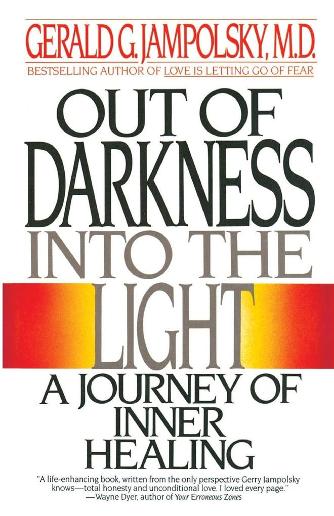 Out of Darkness Into the Light als Taschenbuch