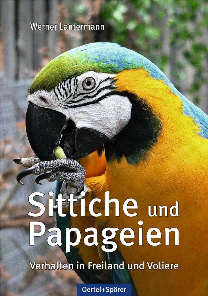 Sittiche und Papageien als Buch