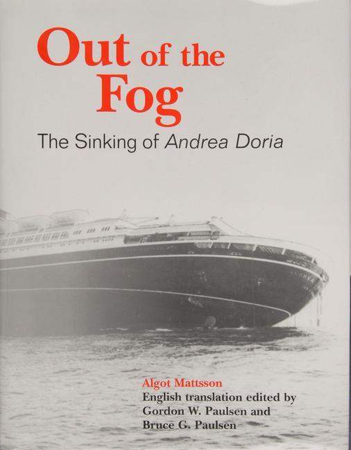 Out of the Fog: The Sinking of Andrea Doria als Buch