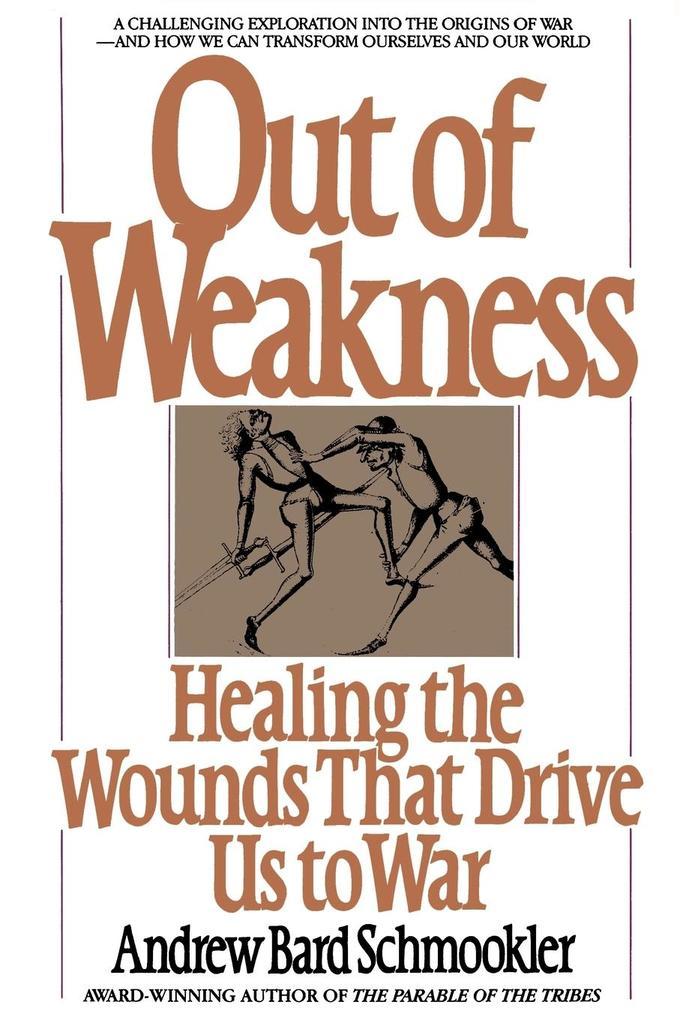 Out of Weakness als Taschenbuch
