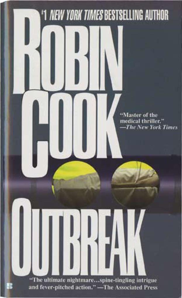 Outbreak als Taschenbuch