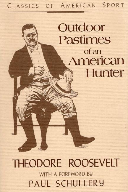 Outdoor Pastimes of an American Hunter als Taschenbuch