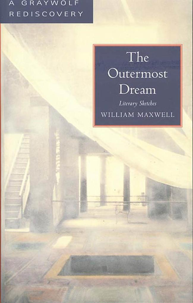 The Outermost Dream: Literary Sketches als Taschenbuch