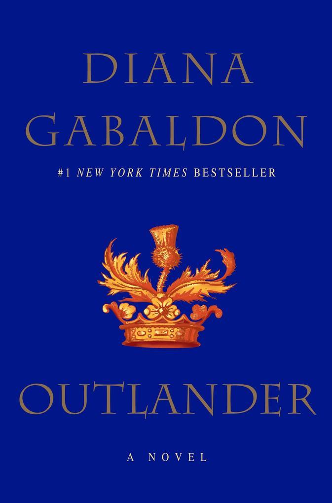 Outlander als Buch
