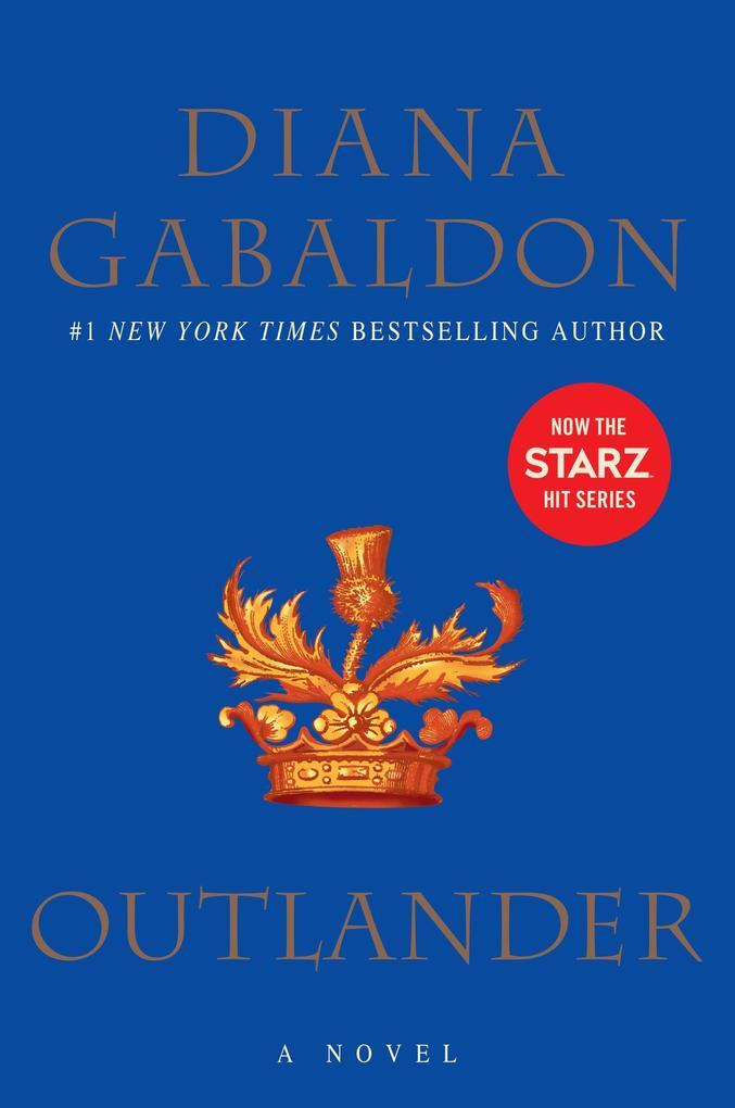 Outlander als Taschenbuch