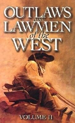Outlaws and Lawmen of the West als Taschenbuch