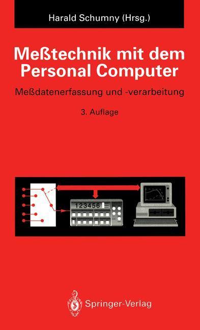 Meßtechnik mit dem Personal Computer als Buch
