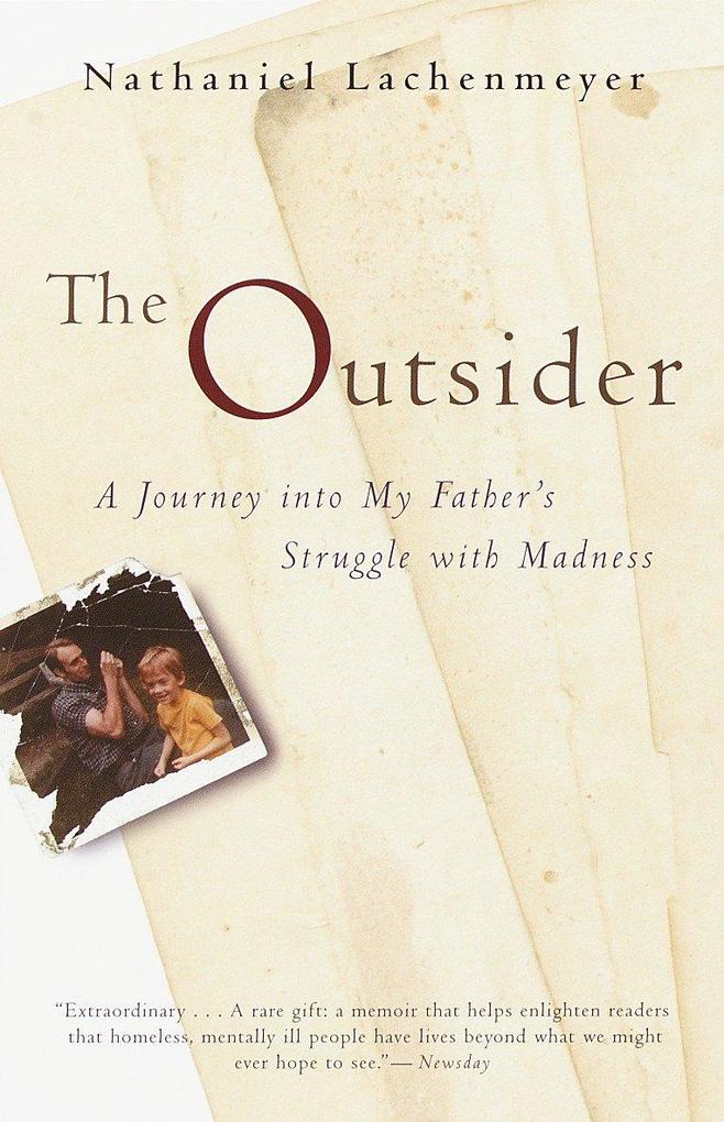 The Outsider: A Journey Into My Father's Struggle with Madness als Taschenbuch