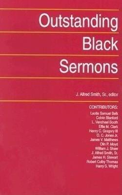 Outstanding Black Sermons als Taschenbuch