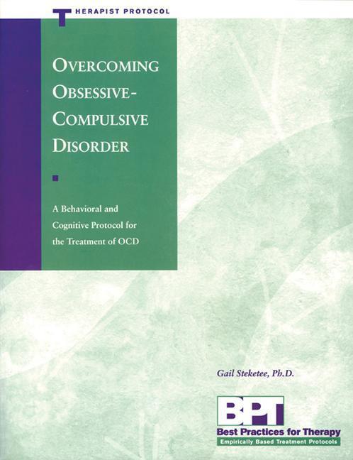 Overcoming Obsessive-Compulsive Disorder - Therapist Protocol als Taschenbuch