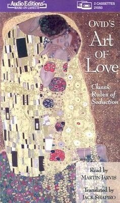 Ovid's Art of Love: Classic Rules of Seduction als Hörbuch