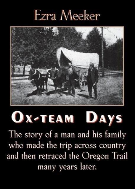 Ox-Team Days als Taschenbuch
