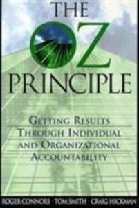 The Oz Principle als Taschenbuch