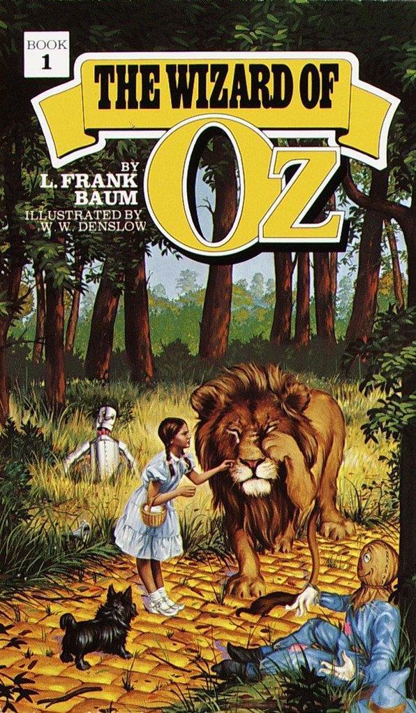 The Wizard of Oz als Taschenbuch