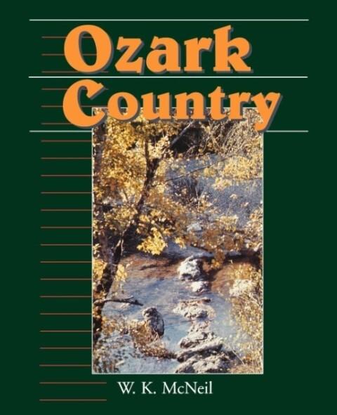 Ozark Country als Taschenbuch