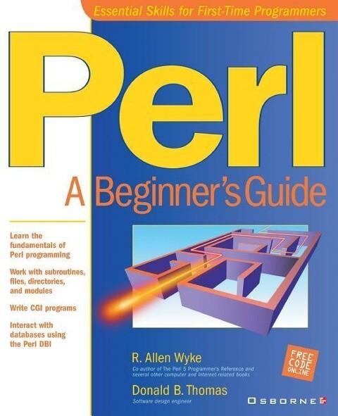 Perl: A Beginner's Guide als Taschenbuch