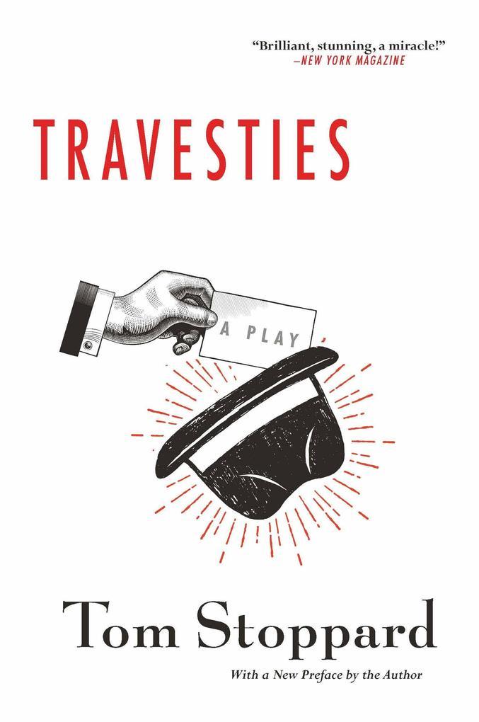 Travesties als Buch