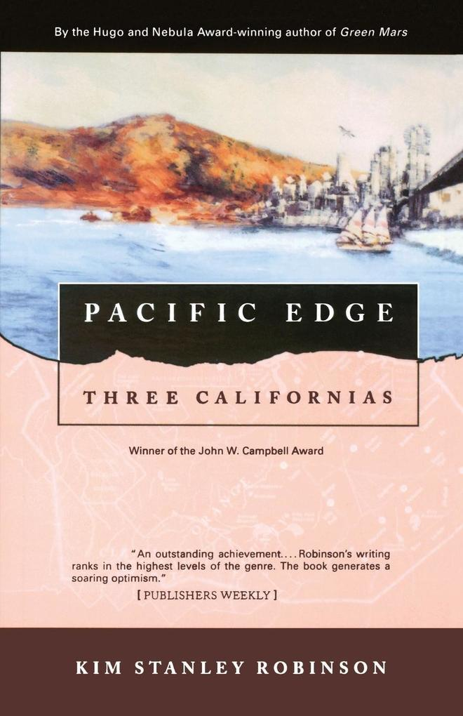 Pacific Edge: Three Californias als Taschenbuch