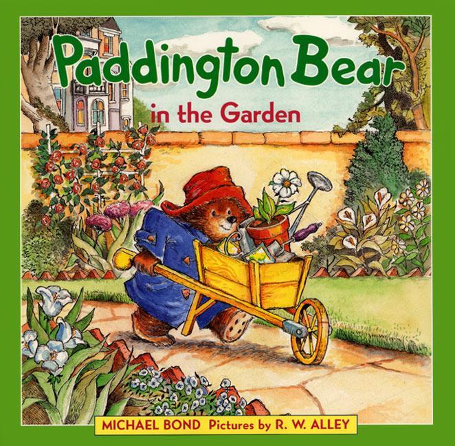 Paddington Bear in the Garden als Buch