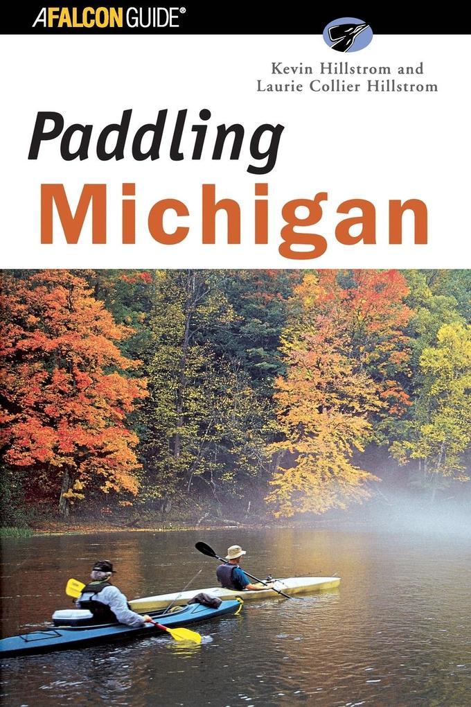 Paddling Michigan als Taschenbuch