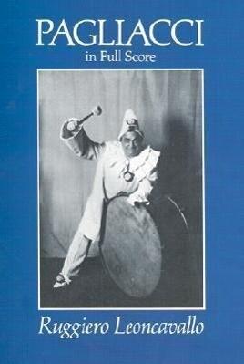 Pagliacci in Full Score als Taschenbuch