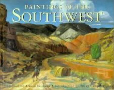 Paintings of the Southwest als Taschenbuch