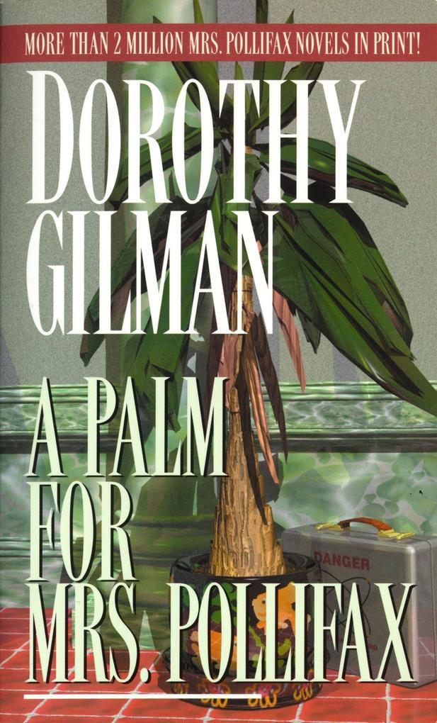 Palm for Mrs. Pollifax als Taschenbuch