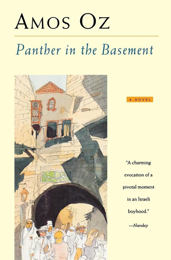 Panther in the Basement als Taschenbuch