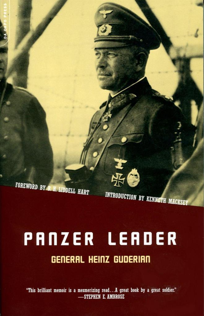 Panzer Leader als Taschenbuch