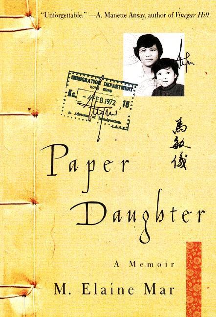 Paper Daughter: A Memoir als Taschenbuch