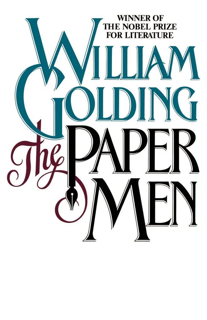 The Paper Men als Taschenbuch