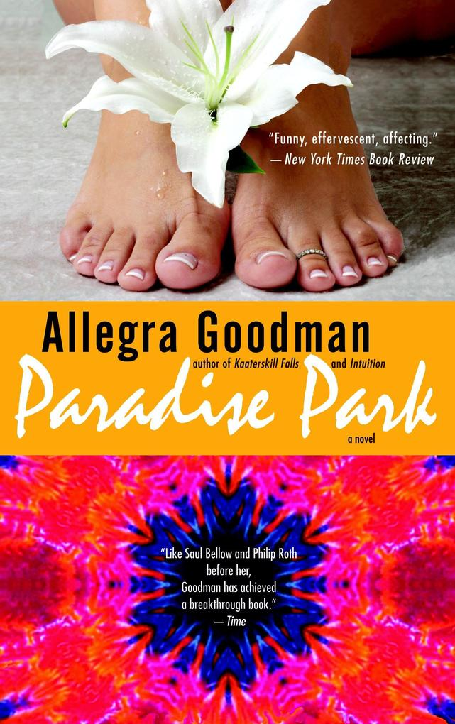 Paradise Park als Taschenbuch