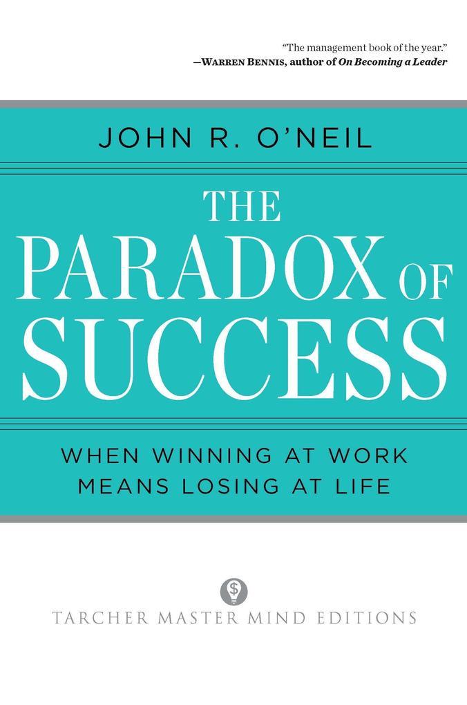 Paradox of Success als Taschenbuch